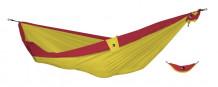 Šūpuļtīkls Original Hammock, Yellow/Burgundy