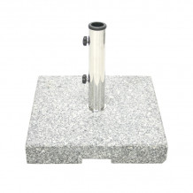 Päikesevarju raskus, 45x45xH36cm / 30kg, D38-48mm graniit 25128