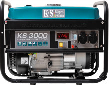 Benzīna ģenerators KS 3000 3000W KONNER & SOHNEN