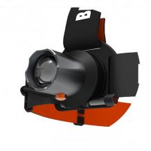 Pealamp 3W CREE LED 260 lm, 2 toitevalikut, kaasas 3xAAA patareid, IP44