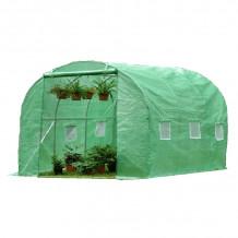 Kasvuhoone Besk 300x200x200cm roheline