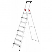 Redel L80 ComfortLine / alumiinium / 8 astet 038040807 HAILO