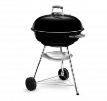Söegrill Compact 57cm, must