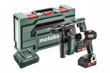 Akuga tööriistakomplekt 18V: BS 18 LT BL + BH 18 LTX BL 16 / 1x2,0Ah + 1x4,0Ah 685182000&MET Metabo