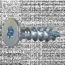 Skrūves kokam ESSDRIVE 3.5X16 Zn-200gab.  136105 ESSVE