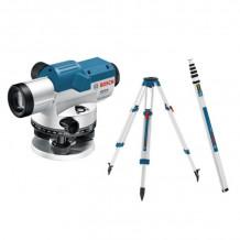 Комплект оптического нивелирования GOL 26D + 0601068002 BOSCH