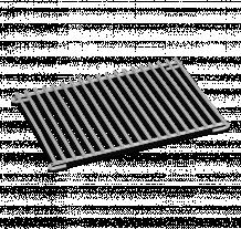 Cepšanas režģis Roasting Rack Small, fits Q 100/1000 series, fits 6563 WEBER