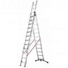 Redel S100 Hailo ProfiLOT / alumiinium / 3x12 astet 039312507 HAILO