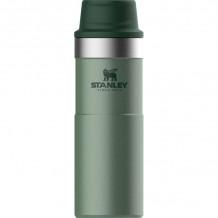 Termos Classic One Hand Vacuum Mug 2.0 / 0.47L roheline 2806439030 Stanley