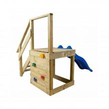 Laste liumägi treppi ja ronimisseinaga IP19421