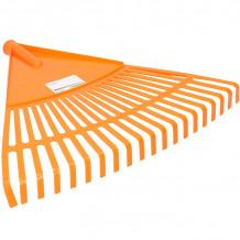 Murureha oranž, plastist, 450mm, ilma käepidemeta
