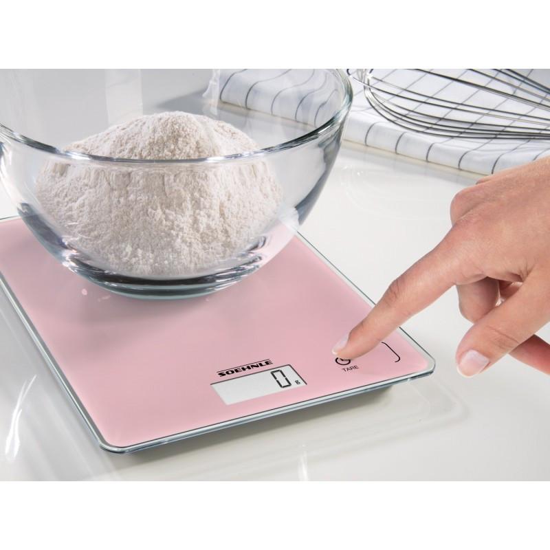 Elektroniskie virtuves svari Page Compact 300 Delicate Rosé 1061512 SOEHNLE