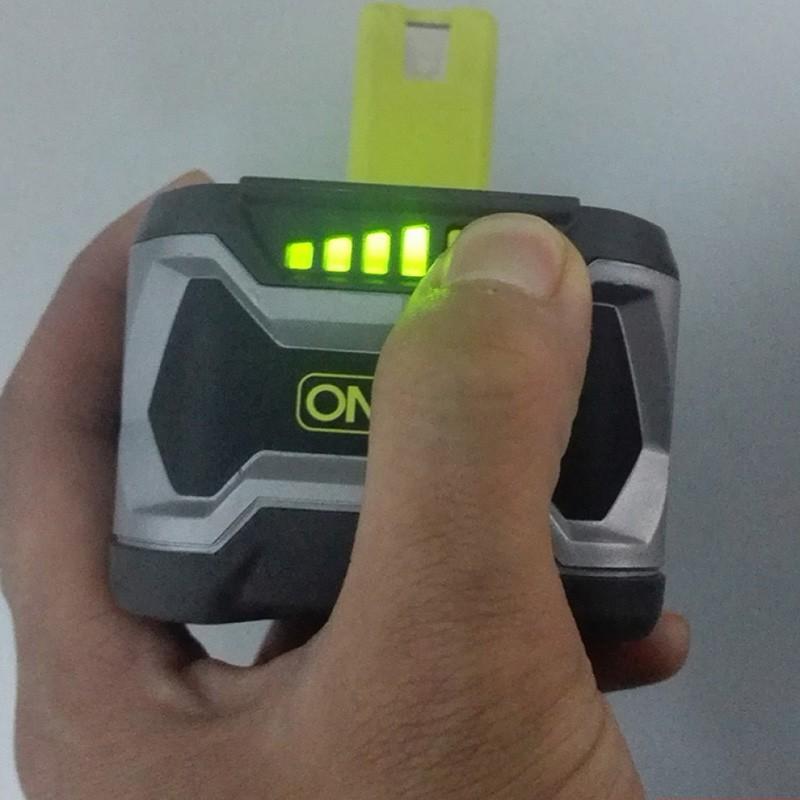 Akumulators 5.0Ah 18V RB18L50 5133002433 RYOBI