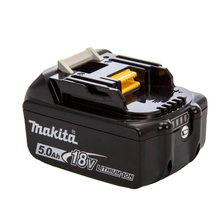 Akumulators 18V 5.0Ah, BL1850B 197282-4 MAKITA