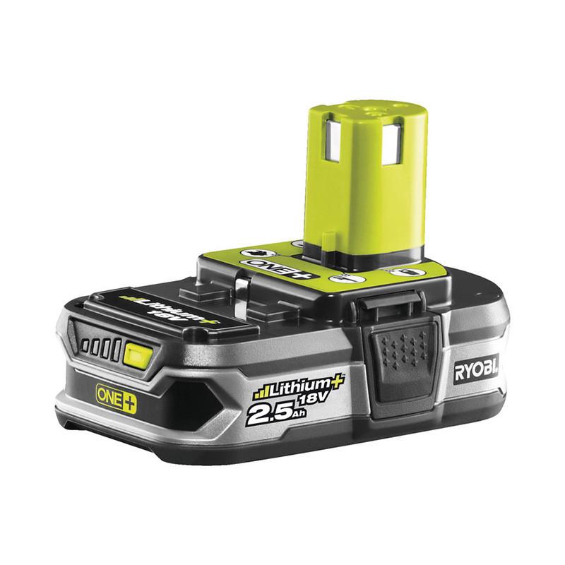 Akumulators 2.5Ah 18V RB18L25 5133002237 RYOBI