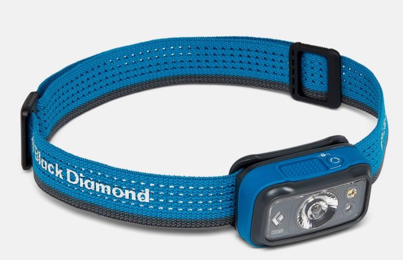 Pieres lukturis COSMO 300, Azul BD6206604004ALL1 BLACK DIAMOND