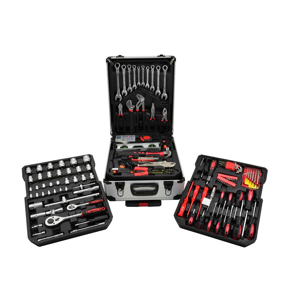 Tööriistakomplekt (187 tk.) G10855 Geko