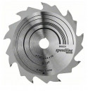 Ripzāģa disks 130x16mm Speedline Wood, 2608640774, Bosch
