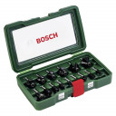 Freesiterade komplekt 15 osaga 8 mm varrega 2607019469 BOSCH