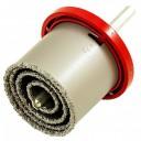 Корончатое сверло с вольфрамовым покрытием 33-73мм (4шт.) EGA
