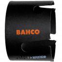 Комплект коронок по дереву Superior 56мм, 71мм 3833-56-C BAHCO