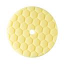 Полировальный диск ПУ Ultra Ø150 х 25мм желтый DNIPRO-М