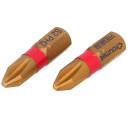 Uzgalis PH2 TIN 25mm Premium (2gab.) DRAUMET