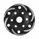 Teemantlihvimisratas Ultra 115x22.23mm DNIPRO-M