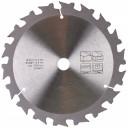Zāģripa 165x15.8x1.5mm, 18 zobi 4932430366 AEG