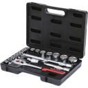 """Padruni kmpl 1/2"""" 10-32mm 20-osa SUPERLOCK 911.0620 & KST KS Tools"""