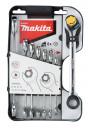 Narrega silmuslehtvõtmete komplekt 8tk B-65523 MAKITA