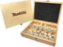 Freesiterade komplekt 12tk 6 mm D-57065 MAKITA