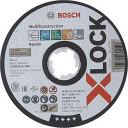 X-LOCK abrazīvais disks Multi Construction 2608619269 BOSCH