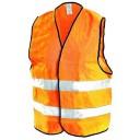 Atstarojošā veste, oranža, izmērs M