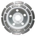 Teemantlihvketas 125x22,23mm 2-rida NOVOABRASIVE