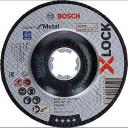 X-LOCK abrazīvais disks Expert for Metal 2608619257 BOSCH