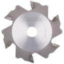 Zāģripa alumīnia kompozīta T.C.T. 118X14X20mm 5° T6 SPECIALIZED priekš alumīnia kompozīta B-48832 MAKITA