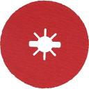 X-LOCK kiu lihvketas R780 125mm, K60 2608619185 BOSCH