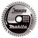 TCT Saeketas 165X1,85X20mm 8 ° T48 SPECIALIZED B-09298-5 MAKITA