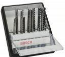 Tikksaeterade komplekt (10tk) Wood Bosch 2607010540